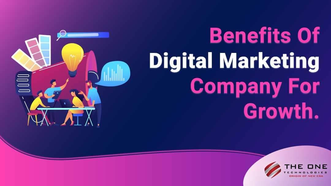 benefits of digital marketing company