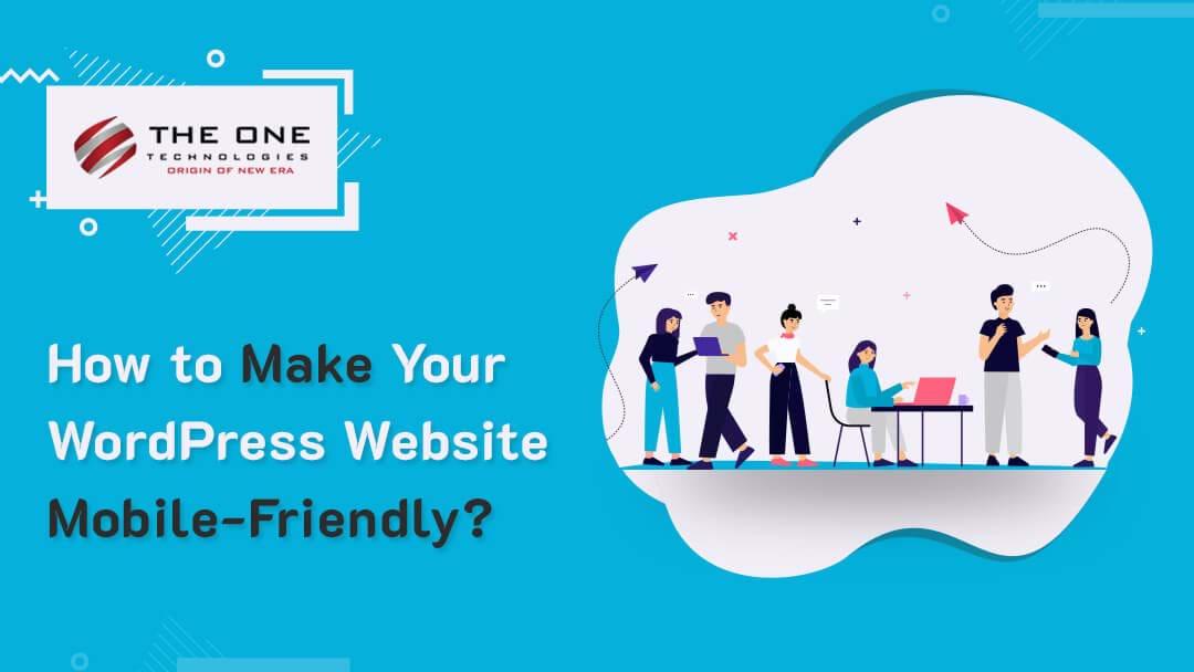 mobile friendly wordpress website